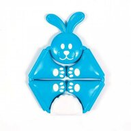 Fat Brain Toys - Jucarie motrica Twistimals Iepuras