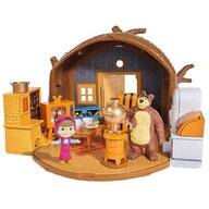 Simba - Jucarie  Masha and the Bear Bear's House