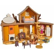 Simba - Jucarie Masha and the Bear Big Bear House