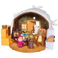 Simba - Jucarie Masha and the Bear Winter Bear's House