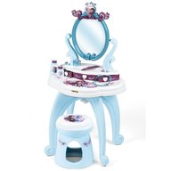 Smoby - Jucarie Masuta de machiaj Frozen 2, 2 in 1 cu accesorii