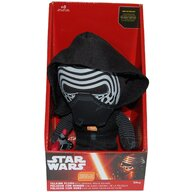 Play by Play - Jucarie din plus interactiva Kylo Ren 20 cm, Cu material textil Star Wars