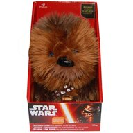 Play by Play - Jucarie din plus interactiva Chewbacca 21 cm, Cu material textil Star Wars