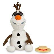 Jucarii de plus, Frozen omul de zapada Olaf cu mecanism si sunet