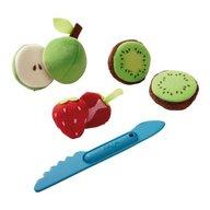 Haba - Jucarii de plus, Mix de fructe colorate, 3 ani+