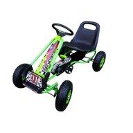 R-Sport - Kart G1 , Cu pedale, 3-7 ani, Verde