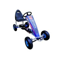 R-Sport - Kart G5 , Cu pedale, 4-10 ani, Albastru