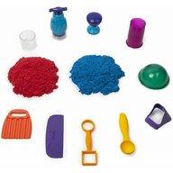 Spin Master - Set de joaca Sandtastic , Cu 10 accesorii, Multicolor