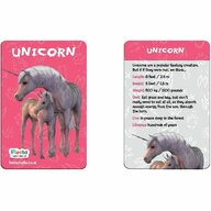 Fiesta Crafts - Kit constructie lemn si argila - Unicorn