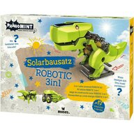Moses - Set de constructie Multifunctional Robot solar 3 in 1 PhenoMint
