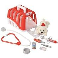 Klein - Kit veterinar cu catelus si accesorii