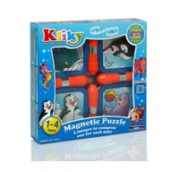 Supermag - Kliky - Puzzle magnetic Animale marine