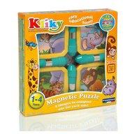 Supermag - Kliky - Puzzle magnetic Animale safari
