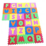 Knorrtoys - Covor puzzle din spuma Alphabet 26 piese
