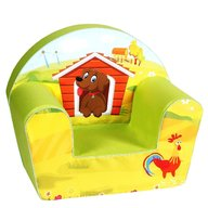 Knorrtoys - Fotoliu din burete Dog on a Farm