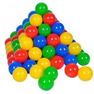 Knorrtoys - Set 100 bile colorate