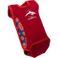 Konfidence - Costum termoreglabil din neopren pentru bebelusi BabyWarma Strawberry 0-6 luni