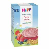 HiPP - Cereale cu lapte si fructe de padure, 250 gr