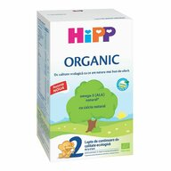 HiPP - Lapte organic de continuare, nr 2, 300 gr
