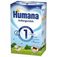 Humana - Lapte Praf,  1 GOS, 600 G, De La Nastere