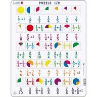 Larsen - Puzzle Fractii 35 Piese