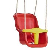 KBT - Leagan pentru copii Luxe pp Rosu, galben