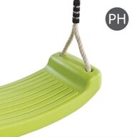 KBT - Leagan Swing Seat, Lime Green