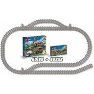 LEGO - Set de constructie Macazurile , ® City, Multicolor