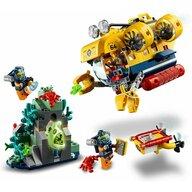 LEGO - Set de joaca Submarin de explorare a oceanului , ® City, Multicolor