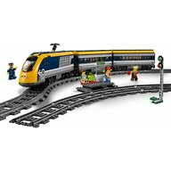LEGO - Set de constructie Tren de calatori , ® City, Multicolor