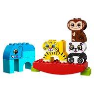 LEGO - Set de constructie Primul meu balansoar cu animale ® Duplo, Multicolor