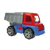 Lena - Camion basculanta 30 cm Truxx din plastic cu figurina