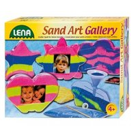 Lena - Rama foto joc cu nisip