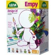 Lena - Set creativ pentru colorat Figurina Baiat