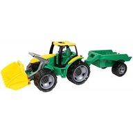 Lena Tractor cu cupa si remorca Gigant Lena 110cm