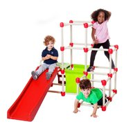 Lil 'Monkey - Spatiu de joaca Climb n' Slide Everest