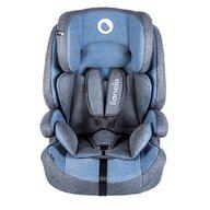Lionelo - Scaun auto Nico Spatar detasabil, Protectie laterala, 9-36 Kg, Albastru
