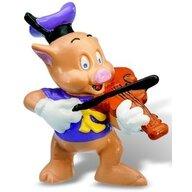 Bullyland - Figurina Disney Little Pigs, Violonist