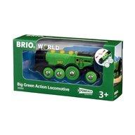 BRIO - Locomotiva, Verde