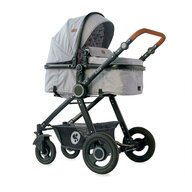 Lorelli - Carucior Alexa Set, Light Grey