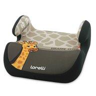 Lorelli - Inaltator auto TOPO COMFORT, Giraffe Light Dark Beige