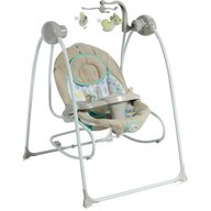 Lorelli Leagan electric si muzical 2 in 1 Tango Beige