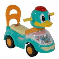 Lorelli - Masinuta Ride on Duck , Green