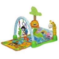 Lorelli - Spatiu de joaca cu jucarii muzicale Gym Giraffe 100 x 44 cm