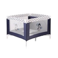 Lorelli - Tarc de joaca, Play Station, Blue and White Penguin