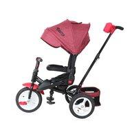 Lorelli - Tricicleta JAGUAR AIR Wheels, Red & Black Luxe