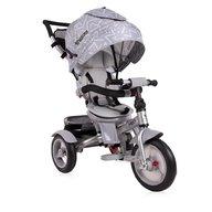 Lorelli - Tricicleta multifunctionala 4 in 1 Neo Air , Light Dark Grey