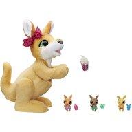 Hasbro - Jucarie din plus interactiva Mama Josie The kangaroo, Multicolor