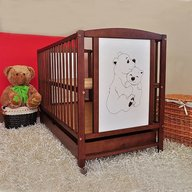 Mamo-Tato - Patut din lemn Bear