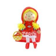 Fiesta - Marioneta deget Scufita Rosie pentru teatru papusi  finger-puppet  3 ani+